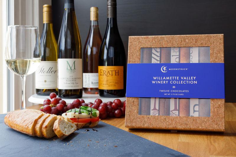 Winery-Inspired Chocolates