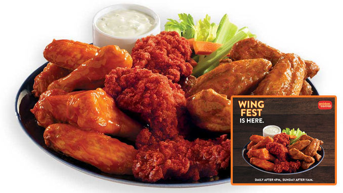 Celebratory Chicken Wing Promotions