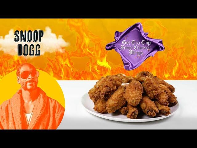 Celeb-Created Chicken Wings