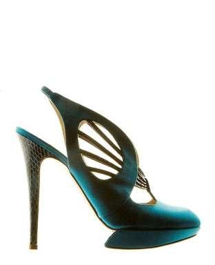 Winged Stilettos