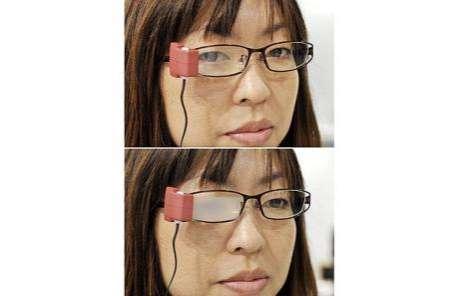 Blinking Bifocals