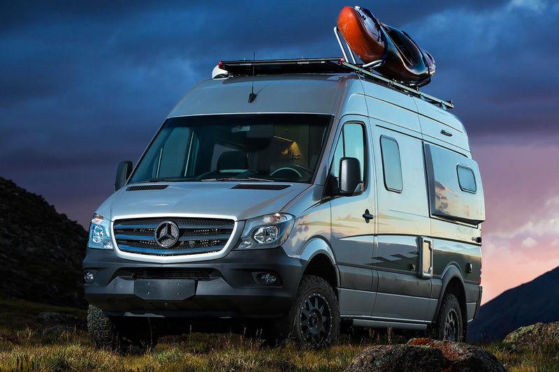 Off-Grid Camper Vans