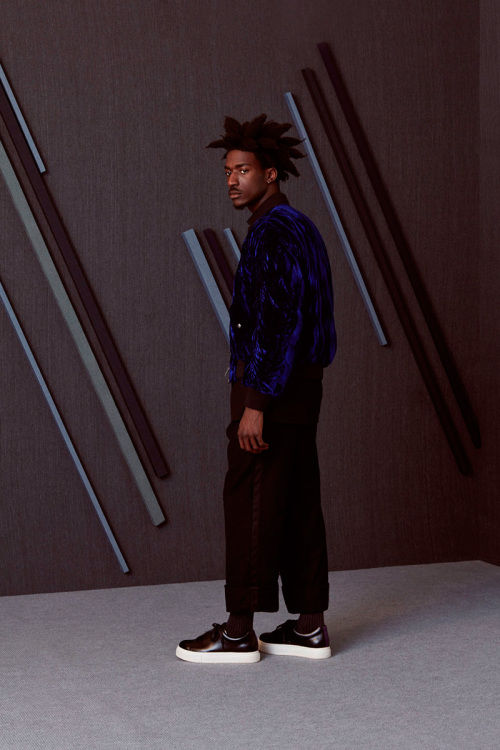 Multi-Brand Menswear Editorials