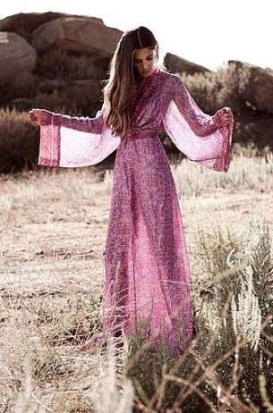 Pink Hippie Lookbooks