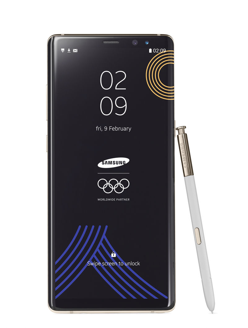 Limited Edition Olympic Phones