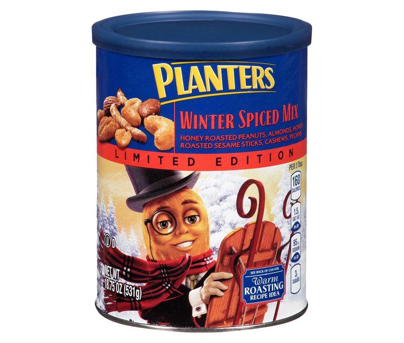 Festive Nut Mixes
