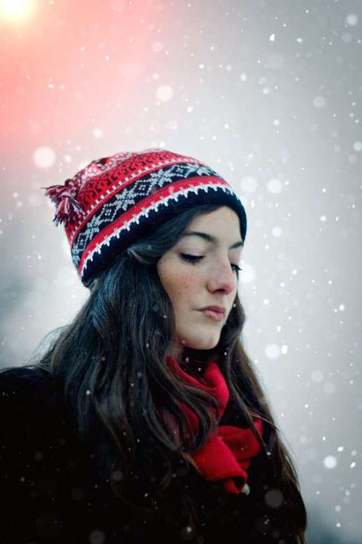 Winter Toque Photography