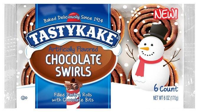 Seasonal Prepackaged Baked Goods