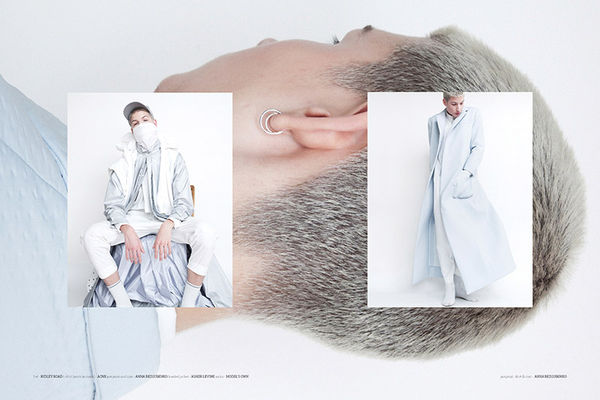 Ambiguous Collage Editorials