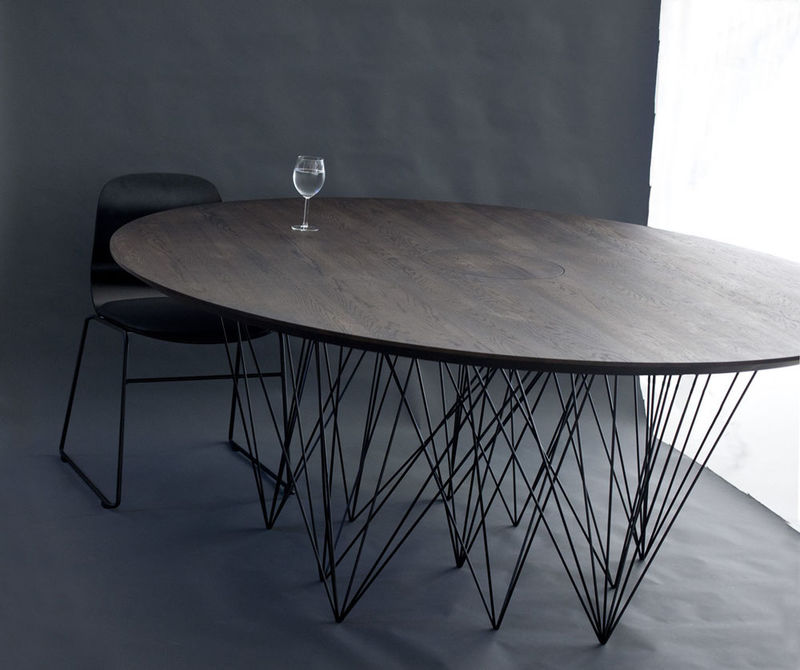 Arachnid-Inspired Tables