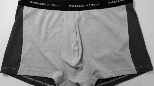 Radiation-Shielding Underwear