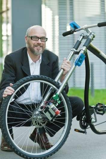 Simplified Bike Reins