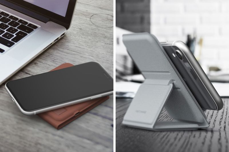 Folding Smartphone Charger Devices