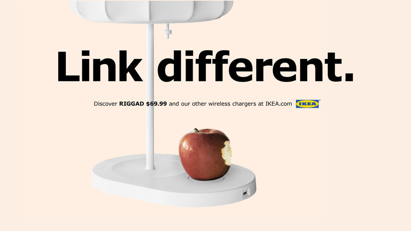 Referential Charging Accessory Ads