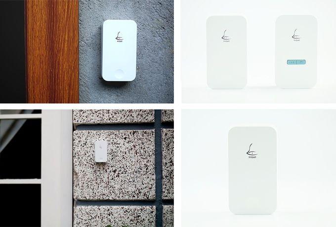 Battery-Free Wireless Doorbells