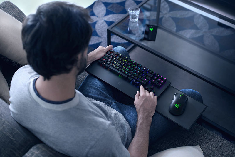 Couch-Friendly Gaming Peripherals