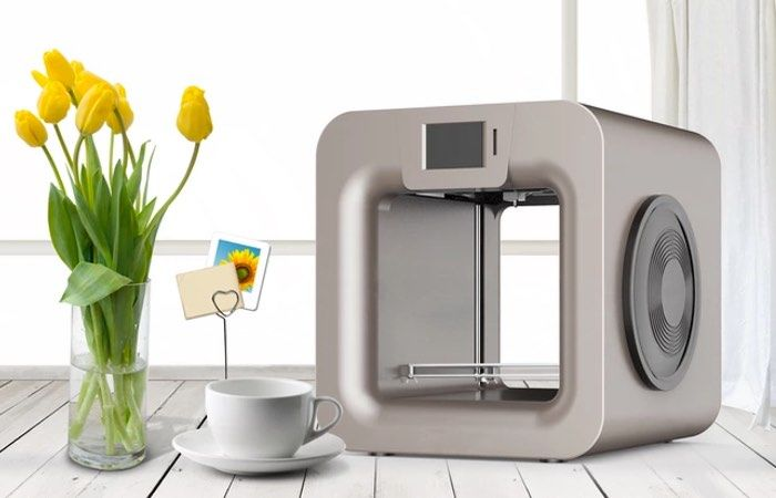 User-Friendly 3D Printers