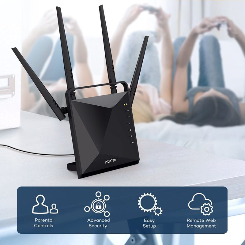 WiFi Speed-Tripling Routers