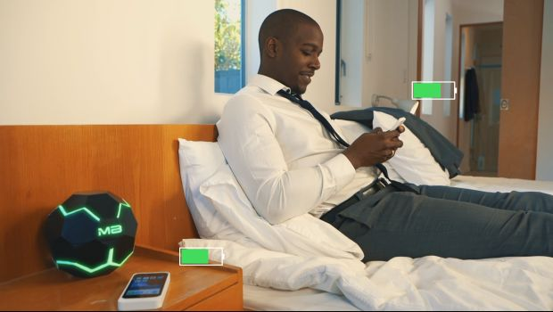 Truly Wireless Device Chargers
