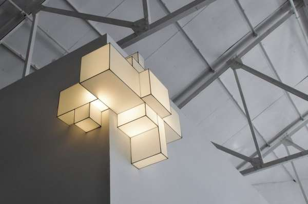 Clustered Cube Illuminators