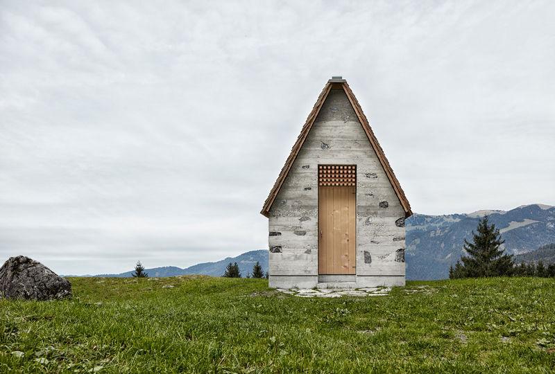 Humble Alpine Chapels