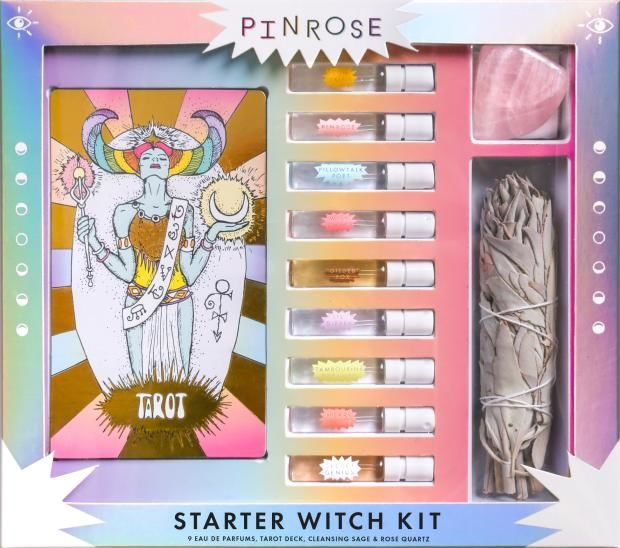 Witchy Fragrance Kits