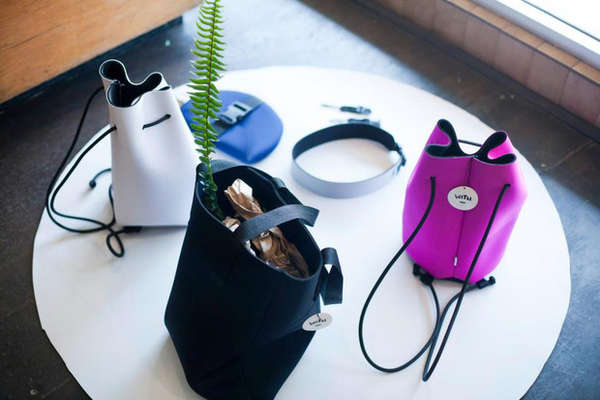 Bold Waterproof Neoprene Packs