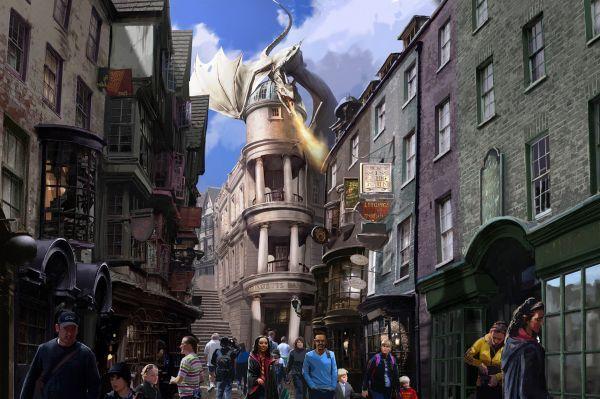 Sorcerer Theme Park Extensions