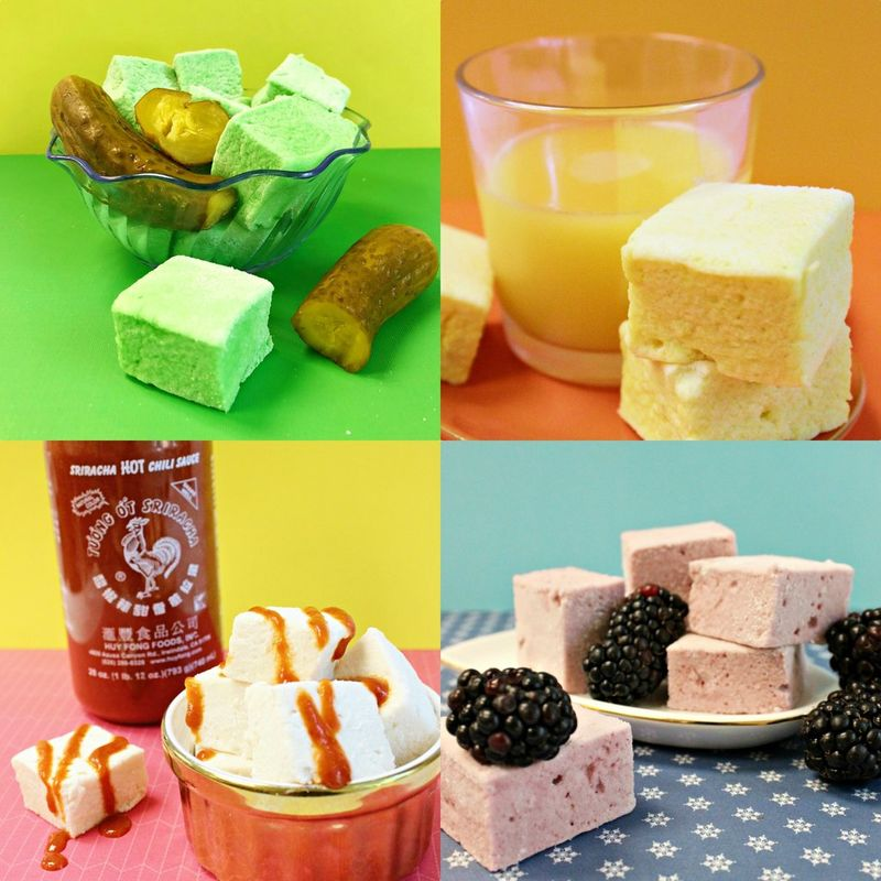 Wizardly Marshmallow Collections