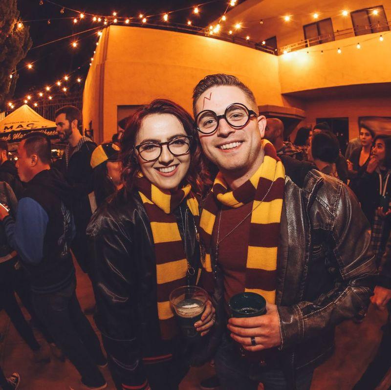 Wizard-Themed Beer Festivals