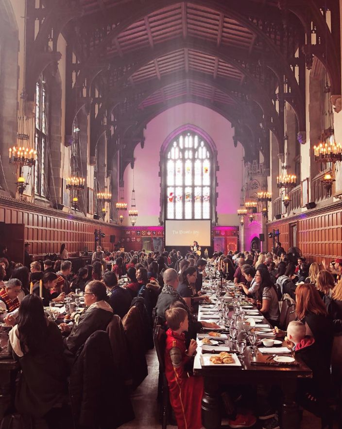 Wizard-Themed Brunches