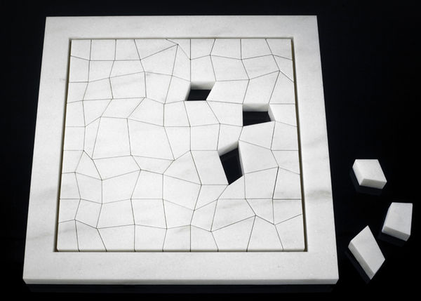 Sophisticated Marble Jigsaws