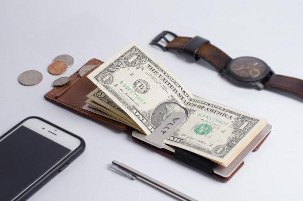 Minimalistic Customizable Wallets
