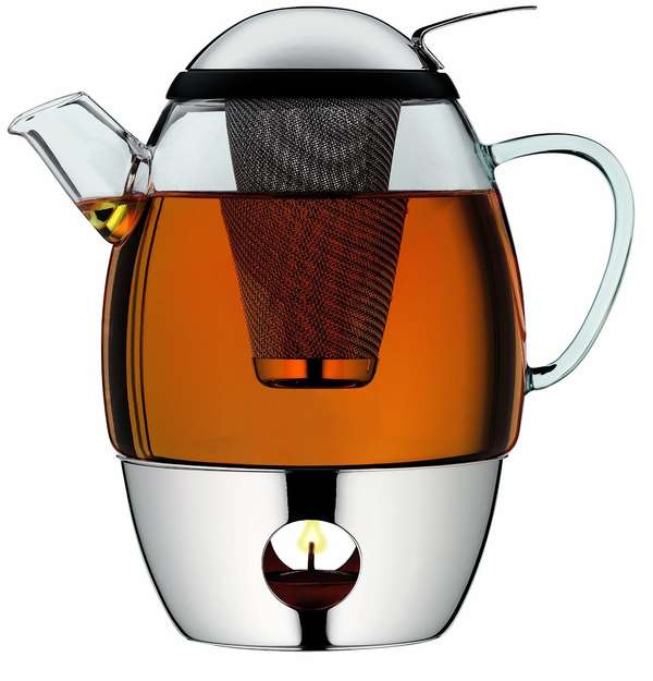Temperature-Controlling Teapots