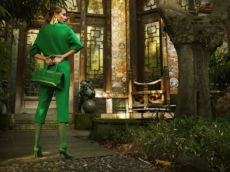 Lavish Garden Editorials