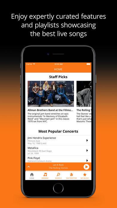 Nostalgic Music Apps