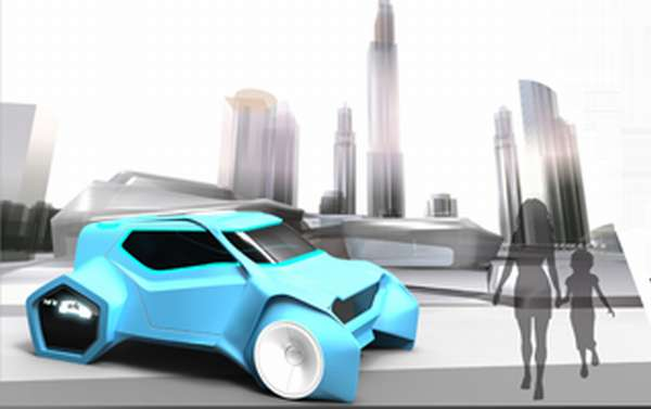 Matriarchal Concept Cars