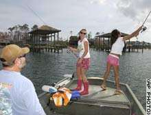 Women Fishing Clubs (Fish With Style)