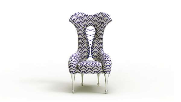 Chic Curvaceous Seats
