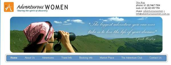 Strictly Female Tourism