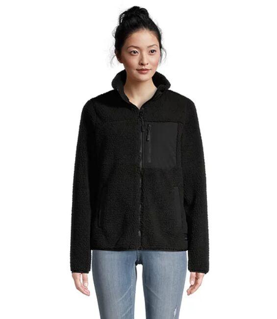 Utilitarian Cozy Fleece Jackets