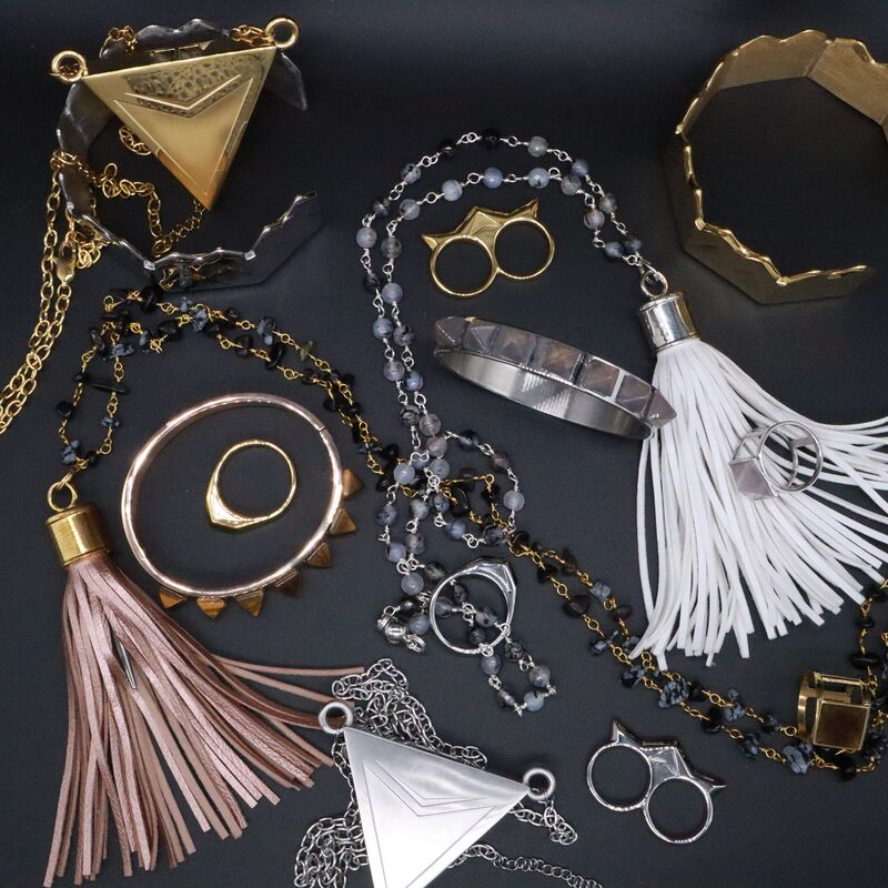 Safety-Focused Women's Jewelry