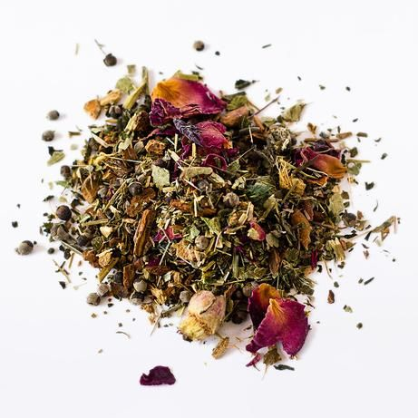 Reproductive-Supporting Teas