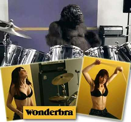 Wonderbra Ad Too Controversial?