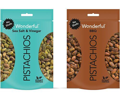 Spiced Pistachio Snacks