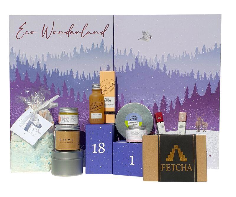 Eco Luxury Advent Calendars
