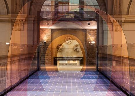 Psychedelic Acrylic Hallways