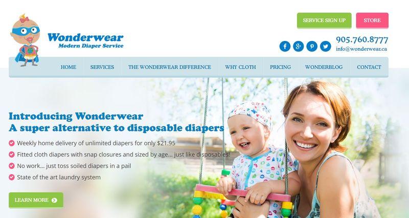 Convenient Diaper Deliveries
