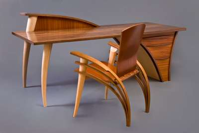 Merveilleux Shapely Wood Furniture