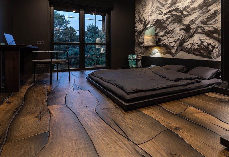 Japanese Philosophy Flooring